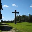 Skorgskyrkogarden(森の十字架)